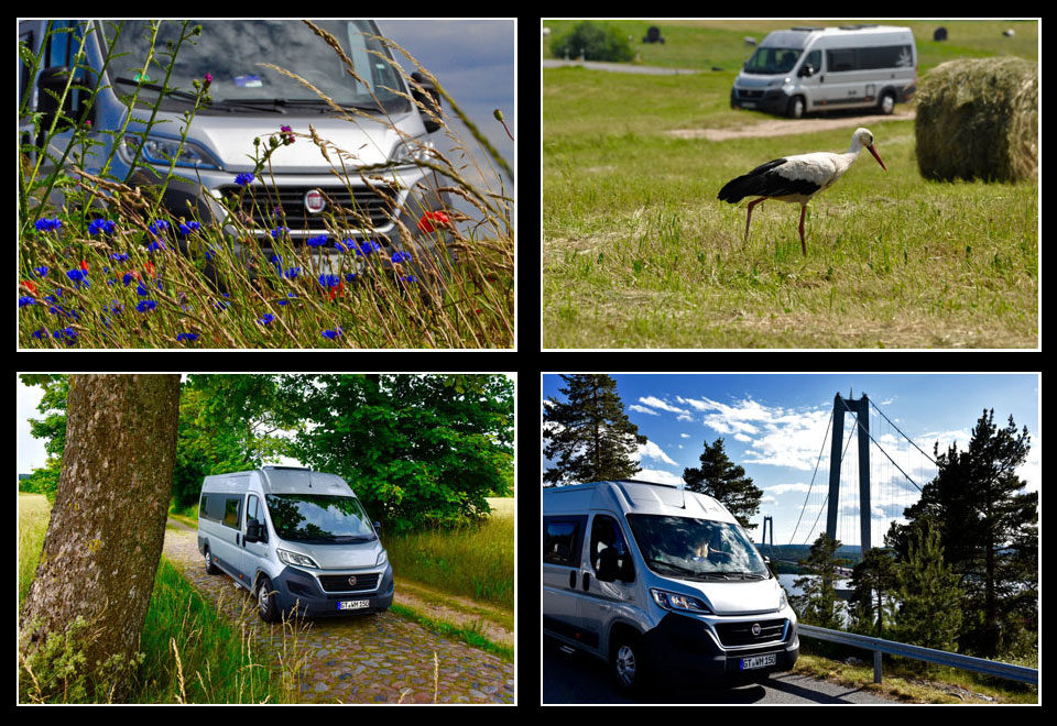 Business - Westfalia Wohnmobil Fotomontage
