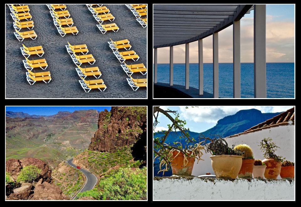 Travel Gran Canaria Fotomontage